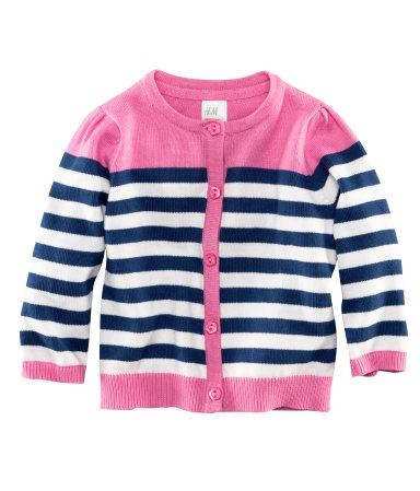 Product Detail | H MX  $169 MXN  If I had a girl, this cardi would already be in her closet