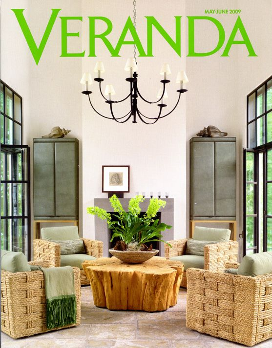 Four Chairs + Large Coffee Table. Large Coffee TablesVeranda  MagazineInterior IdeasSunroomRopesFurniture LayoutMirrored ... Part 91