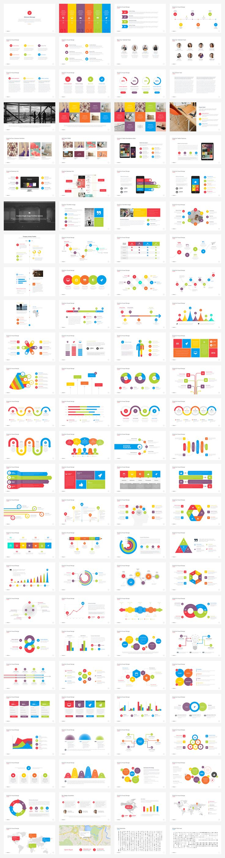 cool powerpoint presentations Free complete collection of the powerpoint smartart graphics download 130+ ready-to-use layouts just browse, select and copy/paste into your presentation.