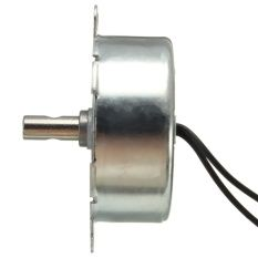 Micro Oven AC 220V-240V 4W 5/6RPM 50/60HZ CW CCW Small Gear Synchronous Motor