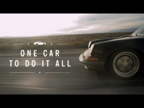 This is the video the web site Petrolicious made about my garage and car.