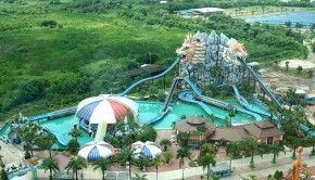 Where is this? It looks fun!