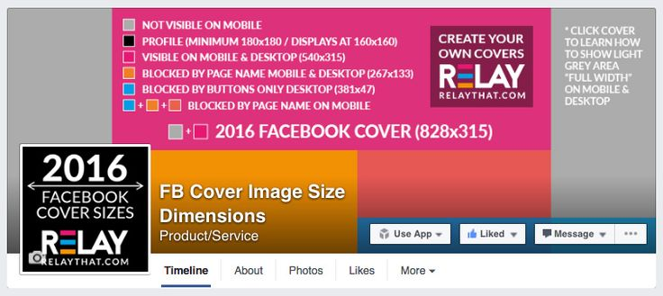 Image result for cover size facebook 2016