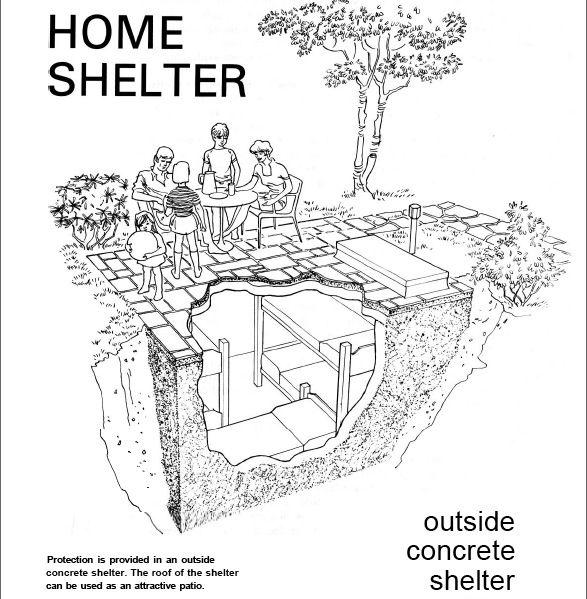 FEMA bunker building guide