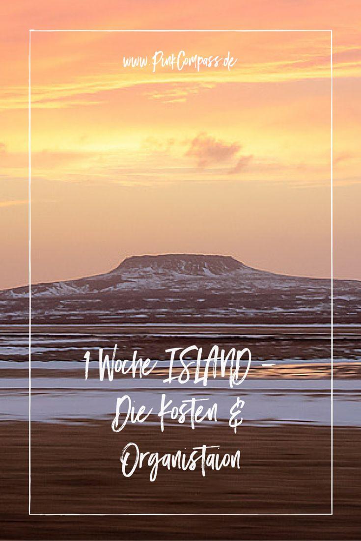 1 Woche Island im Winter – Wie organisierst Du sie & was kostet sie Dich?