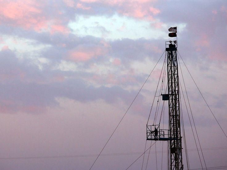 crude oil america fracking