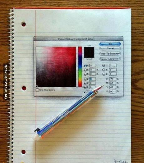 Photoshop drawing