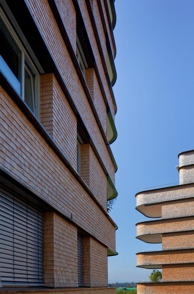 Siedlung Residential Buildings / Baumschlager Eberle