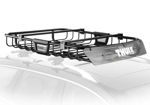 Dodge Durango Accessory - Mopar OEM Dodge Durango Thule Roof-Mount Cargo Basket