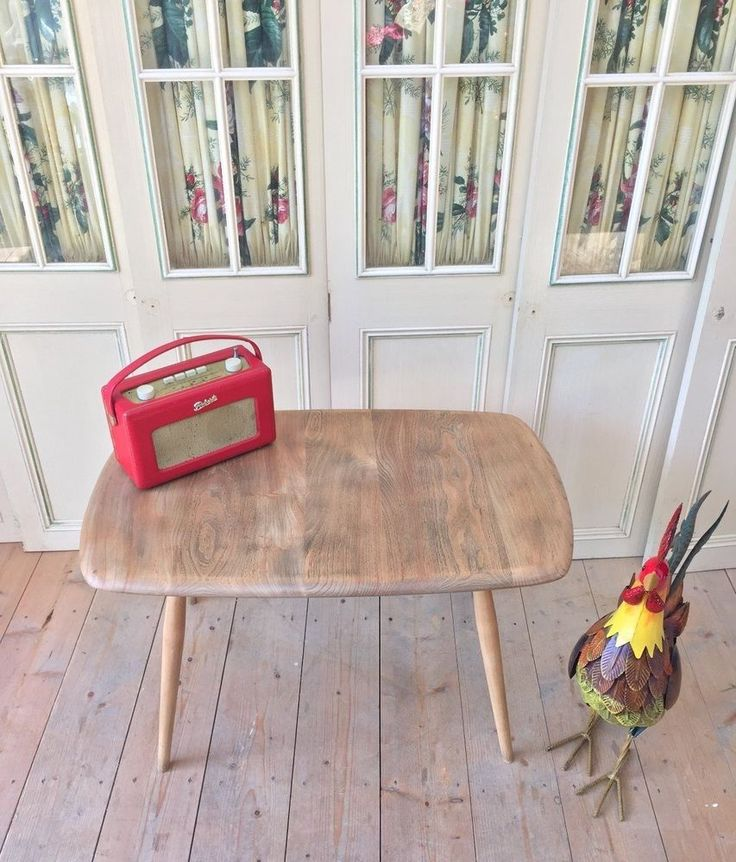 VINTAGE RETRO MID-CENTURY ERCOL COFFEE TABLE