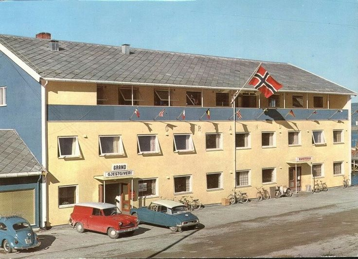 Grand Gjestgiveri, Alta 1960-tallet
