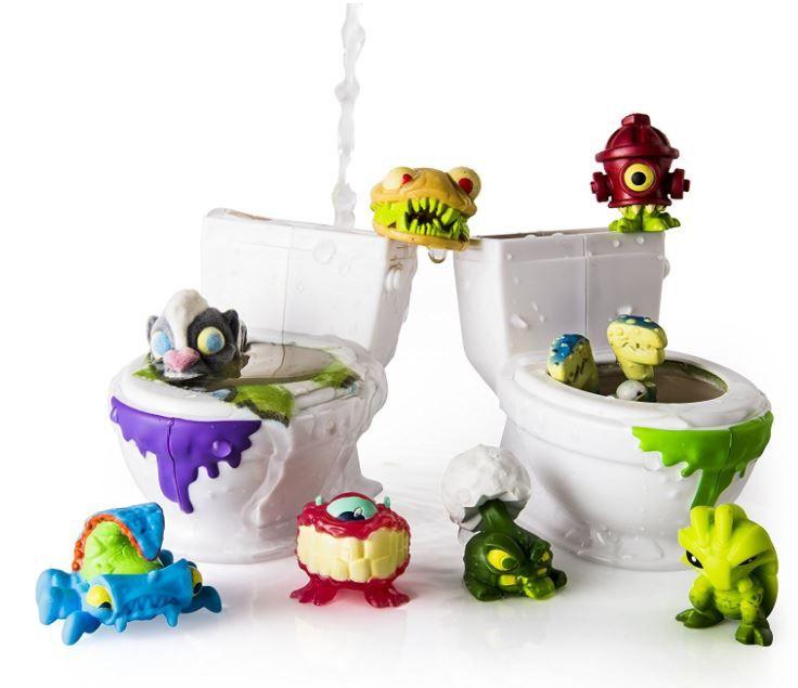 Flush Force: Bizarre Bathroom (affiliate link)