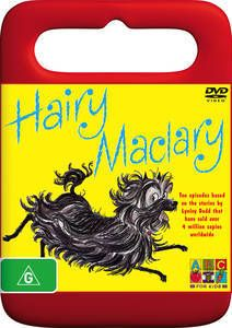 Hairy Maclary DVD. A cooler dog there has never been - Hairy Maclary is charming and sophisticated. Hairy Maclary and his posse of pooches feature in 10 animated tales, based on the best-selling books by New Zealand author, Lynley Dodd. Having sold more than 4 million books worldwide and already over half a million copies in Australia, Hairy Maclary is certainly one popular canine. $9.99
