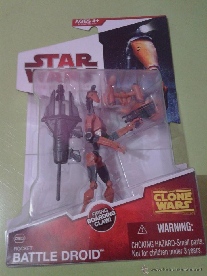 Figura de Acción Star Wars, The Clone Wars, Admiral