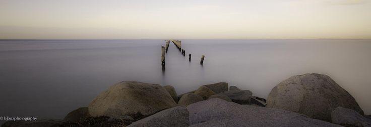 Bridport's iconic pier by ben bradbury - Photo 71898485 - 500px