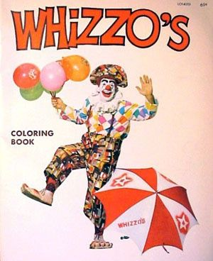 37 best whizzo the clown images on pinterest catchphrase whizzo the clown mozeypictures Choice Image