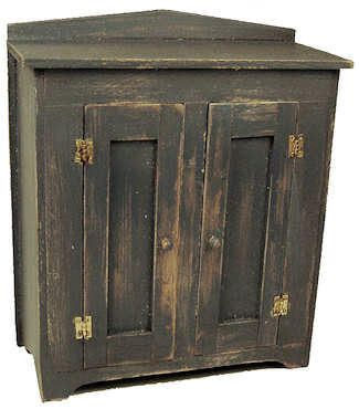 Farm+cupboard+ +distressed+blue+ +$40.00+:+S+ · Country FurnitureCountry ...