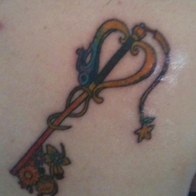 Kingdom Hearts Oathkeeper And Oblivion Tattoo 49193 Pixhd
