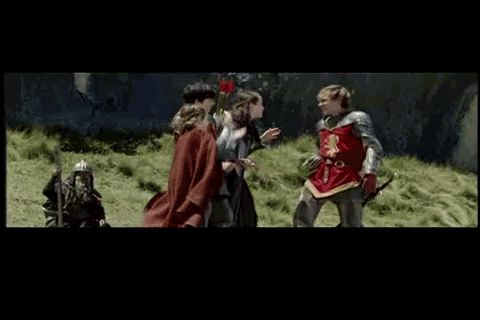 Narnia behind the scenes Skandar is so me!!!!!