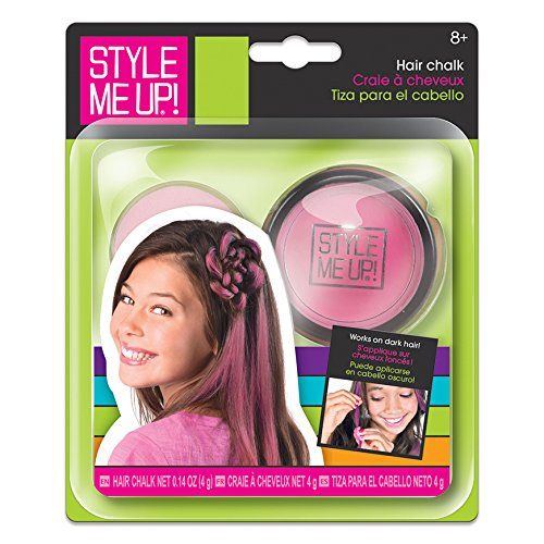 Style Me Up Chalk It Out Pod Only 3 49 Become A Coupon Queen Style Me Style Hair Chalk