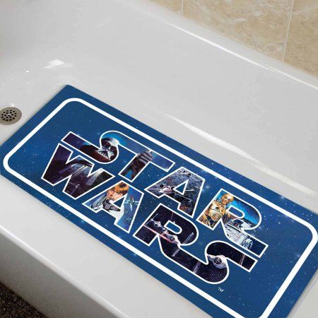 Free 2-day shipping on qualified orders over $35. Buy Star Wars Tub Mat at Walmart.com