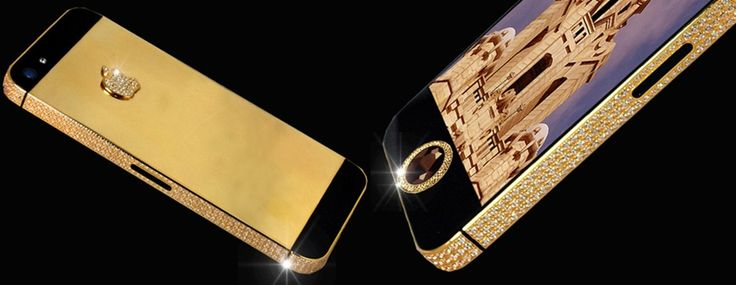 Supreme Goldstriker iPhone 3G 32GB  world most expensive phon in the world