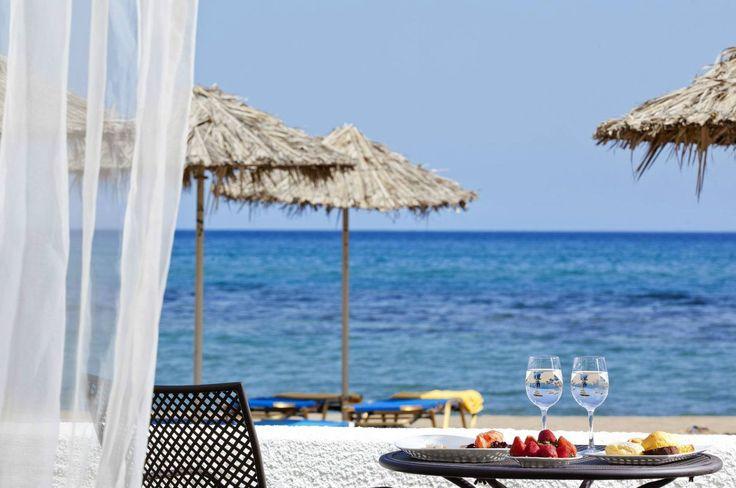 Enjoy the Greek sun! #CretaBeach #Crete