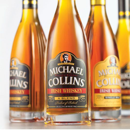 michael collins irish whiskey - 531×523