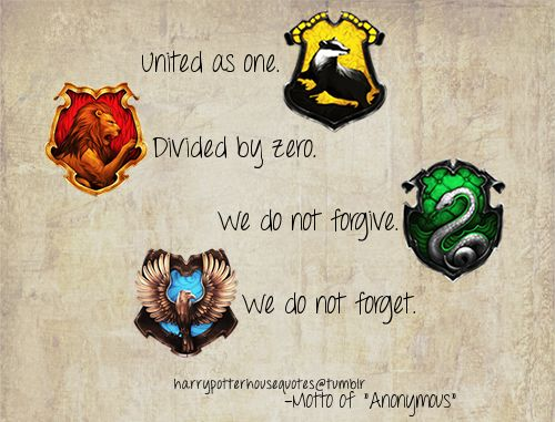 Harry Potter House Quotes: 17 Best Images About Harry Potter Houses On Pinterest