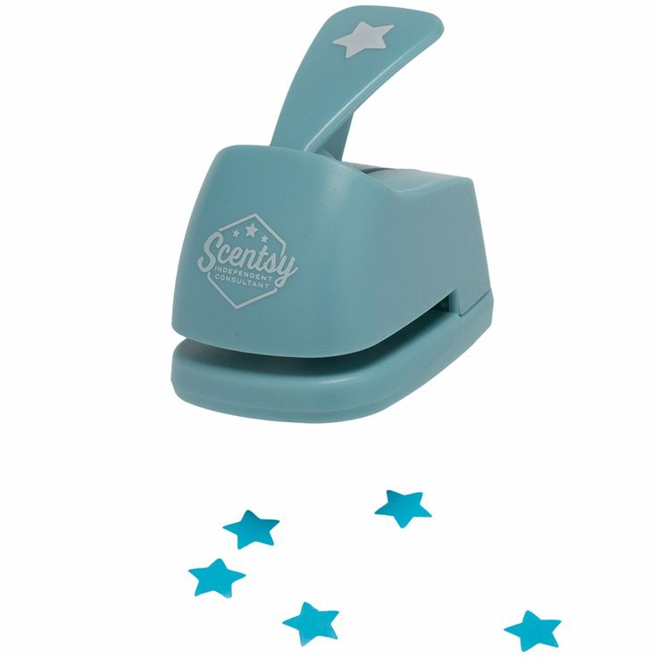 Scentsy Star Hole Punch