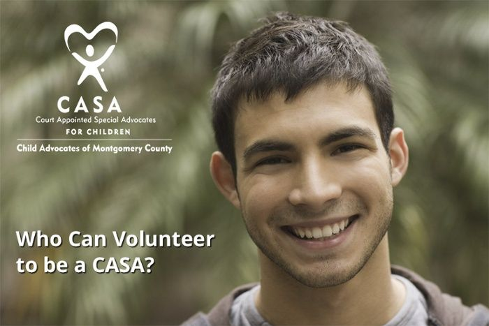Who Can Volunteer to be a CASA Advocate? #SocialGood