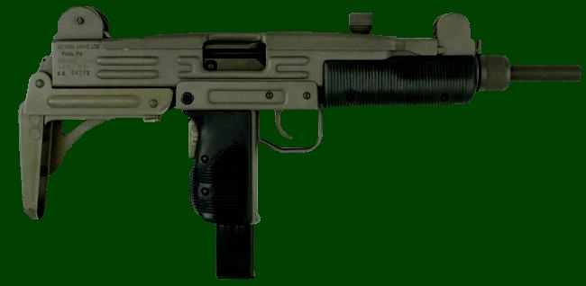 SADF.info Uzi - 9mm Sub Machine Gun