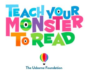 Teach Your Monster to Read: Free Phonics Games for Kids