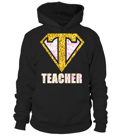 """# Super Hero Teacher Glitter Gold and Pink T-Shirt .  Special Offer, not available in shops      Comes in a variety of styles and colours      Buy yours now before it is too late!      Secured payment via Visa / Mastercard / Amex / PayPal      How to place an order            Choose the model from the drop-down menu      Click on """"Buy it now""""      Choose the size and the quantity      Add your delivery address and bank details      And that's it!      Tags: Love teaching? Or need a cute gift…"""