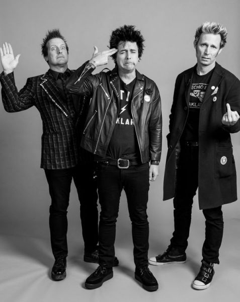 View photos of Green Day from Revolution Radio, 2016