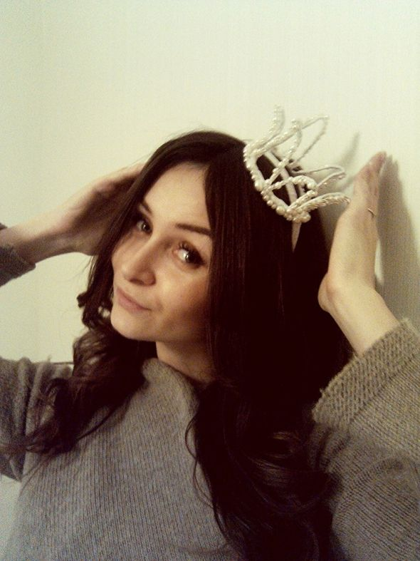 Корона принцессы http://www.evna.by/korona-12769