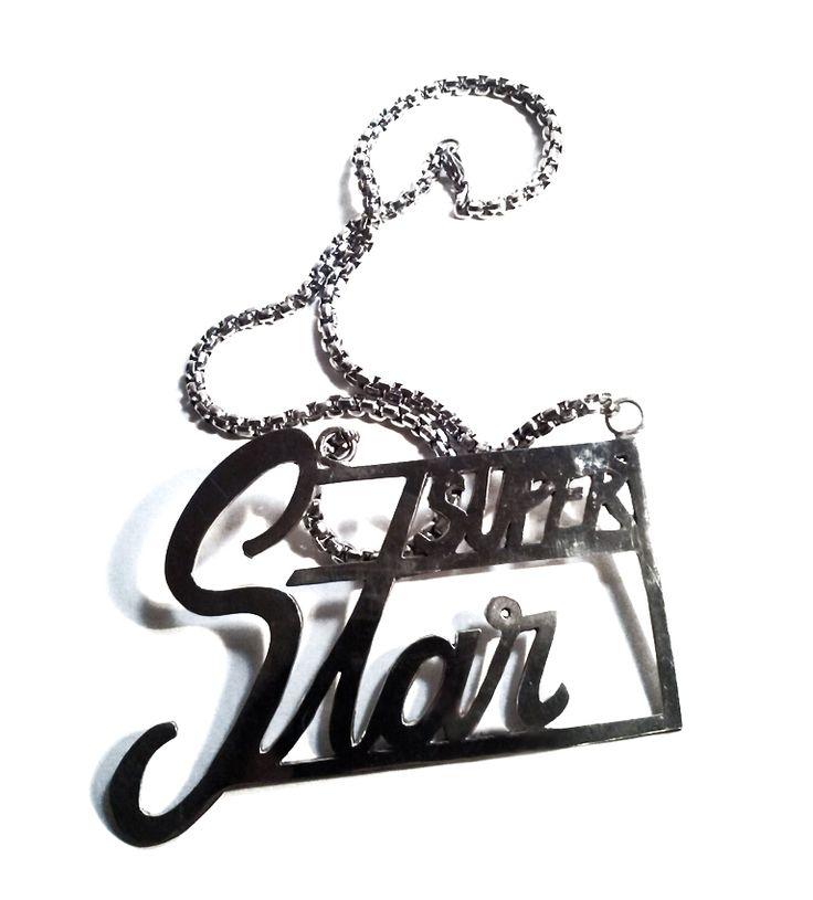 Collar Super Star by Marcelo Toledo — MissPiccolo