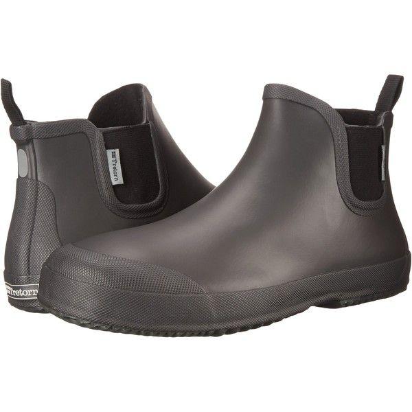 burberry rain boots mens white