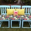 Repurpose Old Chairs - New Uses for Thrift Store Vintage Chairs - Good Housekeeping