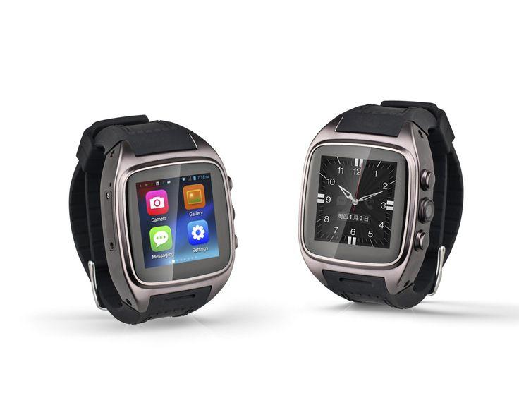 PW306 swart watch phone