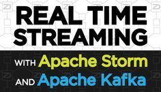 Real Time Streaming with Apache Storm and Apache Kafka