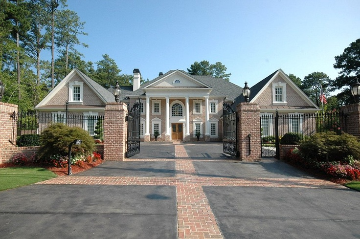 54 Best Painted Brick Houses Images On Pinterest Painted
