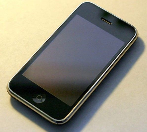 Apple's iPhone 3GS ~don't care what people think, this is still a great phone! Repin if you still have it!~ <3