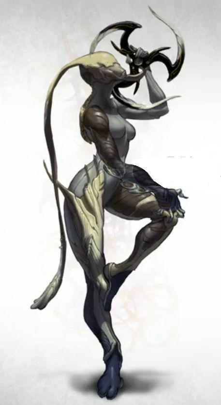 Warframe female   Why we Rhinos are the best. - WARFRAME Wiki: