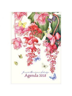 Zakagenda MEDINELLA 2018 van Janneke Brinkman-Salentijn. Nu te koop in de https://www.jannekebrinkmanshop.com/