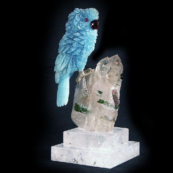 Best gemstones sculpted figures images on pinterest