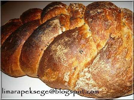 Limara péksége: Sokmagvas rozsos kenyér