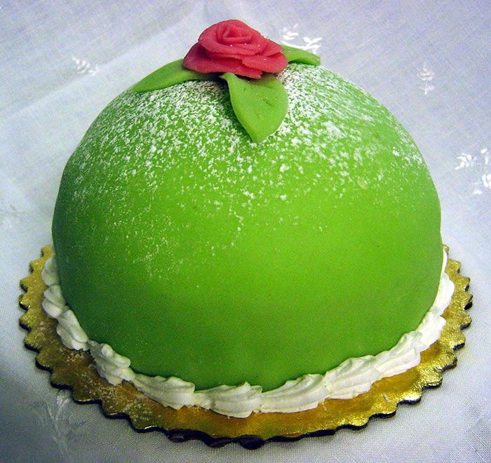 38 Best Images About Scandinavian Princess Cake On