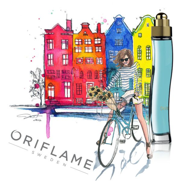 """""""Divine by Oriflame"""" by consultantori on Polyvore"""