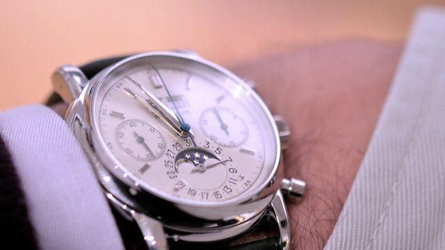 Up Close with the Patek Philippe Platinum 2499 owned by Eric Clapton by HODINKEE. This could the most important and valuable wristwatch in public hands.  Its estimates reach over $4,000,000, and here HODINKEE explains what makes this so special....beyond the fact that it's owned by Eric Clapton: http://www.hodinkee.com/eric-claptons-patek-philippe-2499